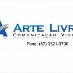 ARTE LIVRE COMUNICA��O VISUAL